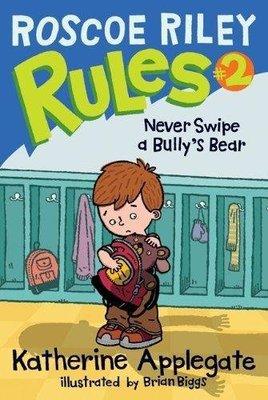 *小貝比的家*#2 NEVER SWIPE BULLY'S BEAR/平裝/7~12歲