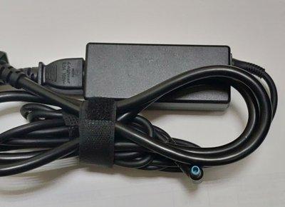 原装HP 45W 藍孔帶針 HSTNN-CA40 740015-002 741727-001 電壓器