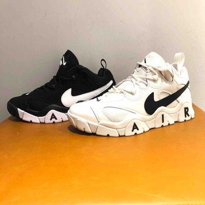 [歐鉉]NIKE AIR BARRAGE LOW 休閒鞋 男女鞋 CD7510-001 白 CW3130-100