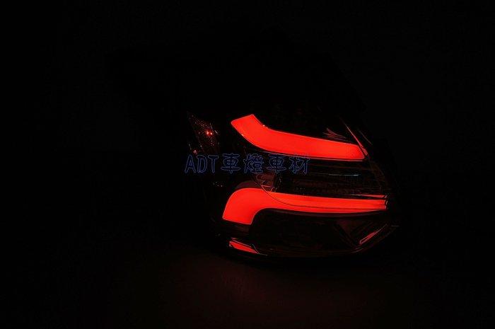 ~~ADT.車燈.車材~~FORD FOCUS 13 14 15 5門 MK3 雙光柱LED紅白尾燈 流水方向燈