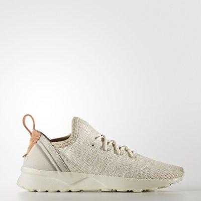 (預購商品) ADIDAS ORIGINALS ZX FLUX ADV VIRTUE BB2317 奶油 編織 運動鞋
