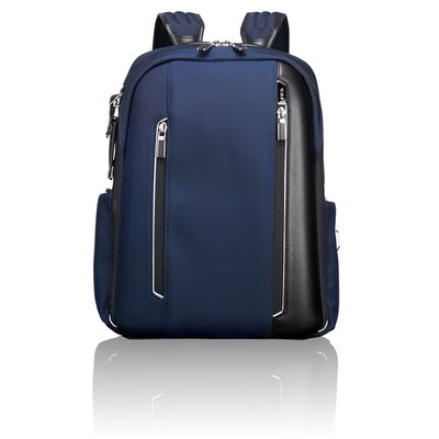 Tumi Arrive Logan Backpack 後背包 - 979201596 藍