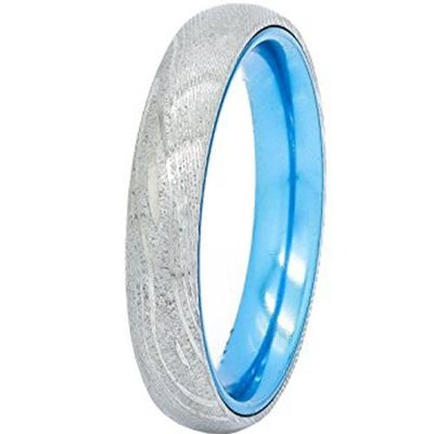 coi jewelry tungsten carbide damascus wedding band ring 戒指