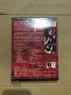 *還有唱片三館*ALICE COOPER / PRIME CUTS DVD 全新 XX0012