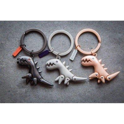 現貨小b鑰匙圈 小恐龍鑰匙圈 agnes.b鑰匙圈