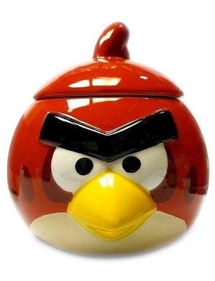【卡漫迷】 出清 憤怒鳥 NG品 3D立體 馬克杯 ㊣版 咖啡杯 出清價 微瑕疵 杯子 Angry Birds