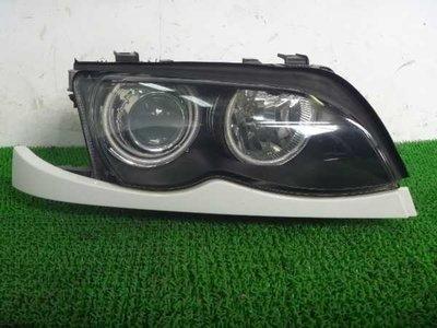 BMW E46 小改款 原廠 HID D2S 氙氣大燈 總成 *另有大燈維修* 318 320 323 325 328 330i 流用