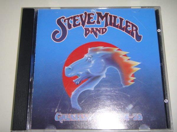 Steve Miller Band 史提夫米勒樂團 -- Greatest Hits 1974-1978 美國版