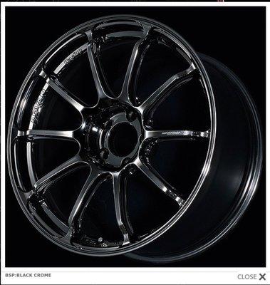 超鑫鋁圈 YOKOHAMA Advan RS3 19吋旋壓鋁圈 5孔114 5孔112 5孔100 5孔108