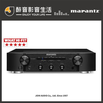 【醉音影音生活】日本 Marantz PM6007 二聲道/兩聲道/立體聲綜合擴大機.台灣公司貨