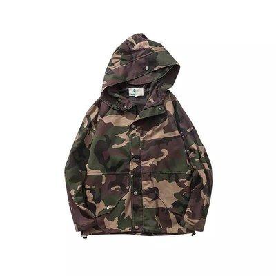 【Result】RDCC 迷彩軍事外套夾克 綠迷彩 高品質 Hiphop 頑童MJ116 瘦子