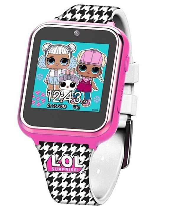 預購 美國帶回 LOL Surprise 驚喜寶貝蛋 火紅 觸控 正版 兒童智能手錶 電子錶 智慧手錶 生日禮 甜美女孩