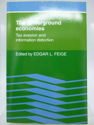 【月界2】The Underground Economies_Edgar L. Feige_地下經濟、逃稅〖商業〗ABG