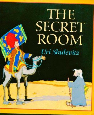英語讀本The Secret Room...because my head is older than my beard