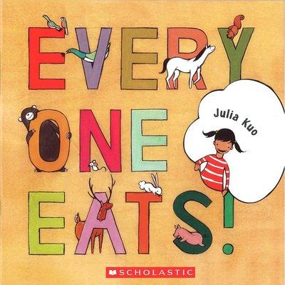*小貝比的家*EVERYONE EATS/平裝/2-3歲幼幼班/食物飲食/育兒偏食營養學