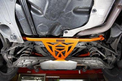 《大台北》億成汽車底盤精品改裝-SUMMIT-後下強化結構組 VOLVO XC60