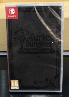 全新 NS Switch 暗黑地牢 完整版 收藏版 年度版 簡體中文 Darkest Dungeon