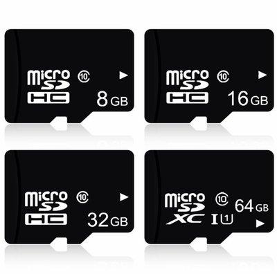 【Love Shop】台灣晶片C10 8G手機記憶體卡 高速存儲卡16G/32G 64gTF行車記錄器專用
