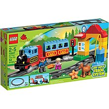 【晨芯樂高】10507 Duplo系列My First Train Set