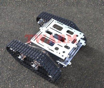《德源科技》r)香蕉派 Banana PI 智能小車底盤機器人履帶式機器人BPI-Car
