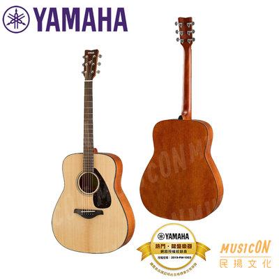 【民揚樂器】民謠吉他 山葉 Yamaha FG800 亮面 面單雲杉 推薦初學者吉他手