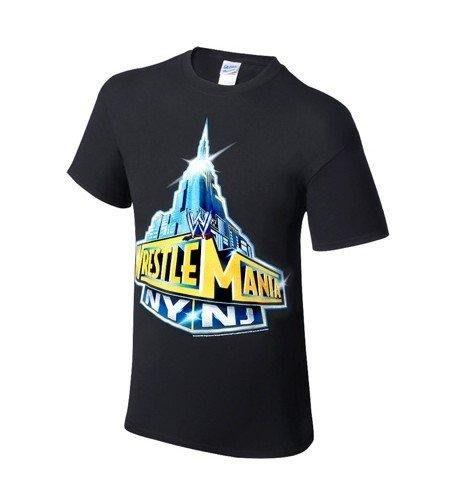 ☆阿Su倉庫☆WWE摔角 Road to WrestleMania 29 T-Shirt 摔角狂熱經典款 出清熱賣特價中