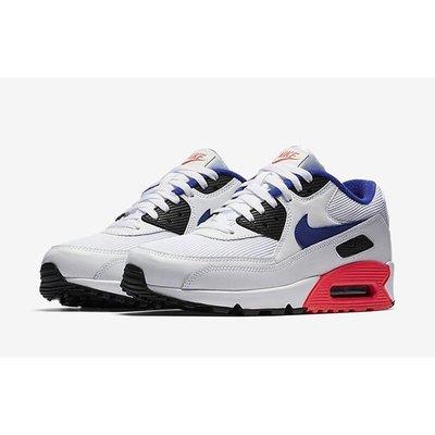 (老夫子)Nike Air Max 90 Ultramarine(537384-136)情侶休閒慢跑運動鞋男女