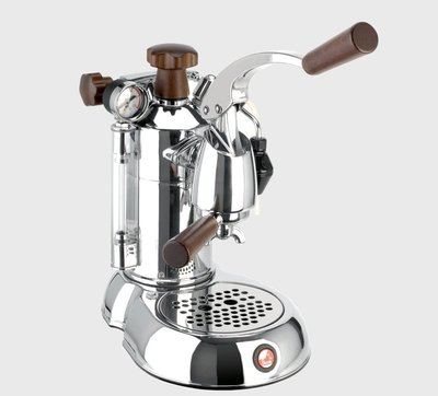 La Pavoni 咖啡拉霸機_SPH 木柄 (La Pavoni Lever Machine)
