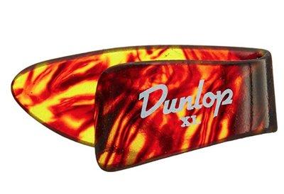 〖好聲音樂器〗Dunlop Thumb Picks Shell Extra Large pick 拇指套環