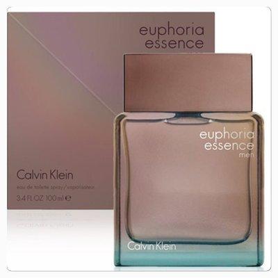Calvin Klein 卡文克萊 CK euphoria essence men 極樂誘惑男性淡香水 100ML 二手