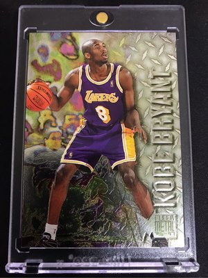 🐍1996-97 Metal #181 Kobe Bryant