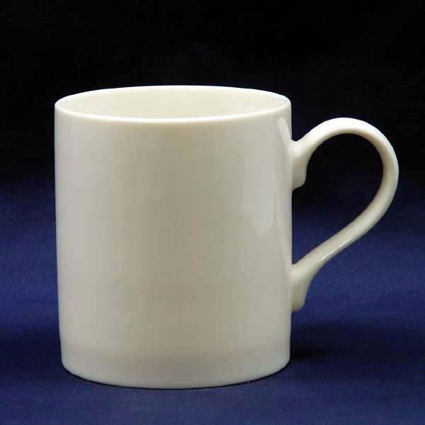 【無敵餐具】台灣製陶瓷馬克杯(300cc)可耐熱/接受印製專屬logo【HDC-05】