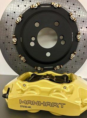 【樂駒】MANHART BMW F87 M2 Ceramic brake system 陶瓷 煞車 制動 系統 四活塞