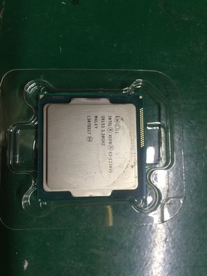 intel® Xeon® E3-1230 v3 1150腳位  CPU