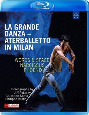 【藍光BD】義大利艾德現代芭蕾舞團在米蘭 La grande danza: Aterballetto in Milan