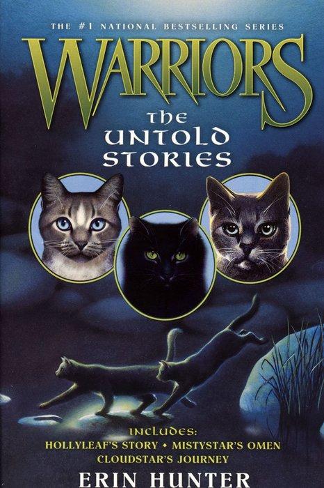 ~小貝比的家~WARRIORS: THE UNTOLD STORIES 平裝 12以上