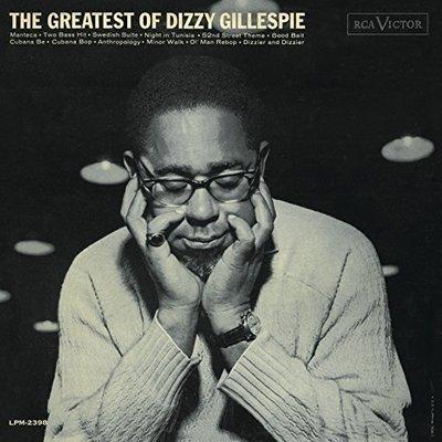 底細葛拉斯比最精選The Greatest of Dizzy Gillespie/底細葛拉斯比--88985407242