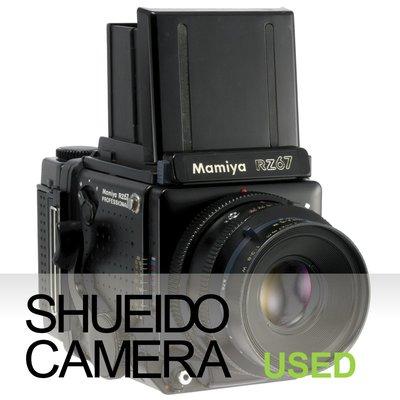 集英堂写真機【3個月保固】中古良上品 MAMIYA RZ67 PRO + Z 127mm F3.8 W 套組 21463