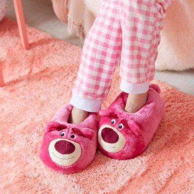 *珍珠日本代購*超可愛秋冬迪士尼室內拖鞋熊抱哥小熊維尼米奇