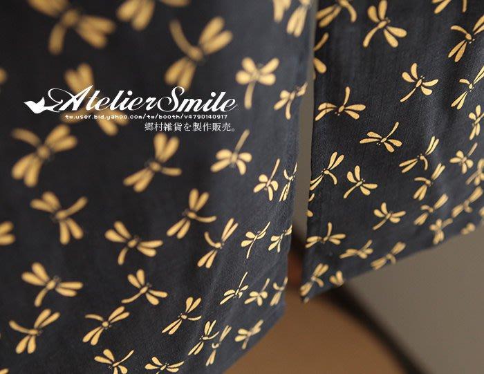 [ Atelier Smile ]  鄉村雜貨  和風開運系 竹節棉 日式風水簾 窗簾 日式兩片式 門簾 # S