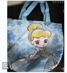 24小時現貨 迪士尼 美人魚 花木蘭 白雪公主 睡美人 斜挎包 手提包 便當袋