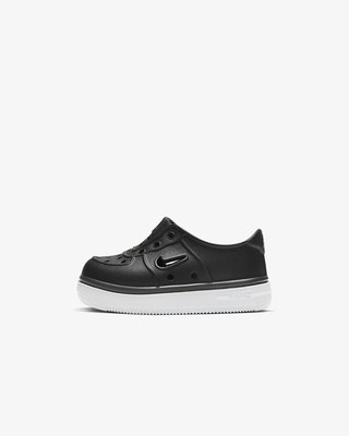 日本代購 Nike Foam Force 1 AQ2442-600 AQ2442-001 幼兒鞋款(Mona)