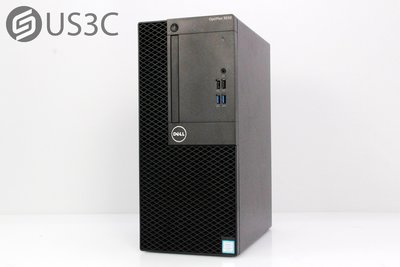 【US3C】Dell OptiPlex 3050 商務主機 Intel i7-7700 16G 256G 原廠保固內