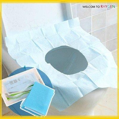 八號倉庫  一次性馬桶墊 旅遊出差100%防水座廁紙 單片裝【1D020Y310】