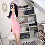 【ORNA爾瑞菈服飾館】現貨 性感包臀洋裝 夜店連衣裙