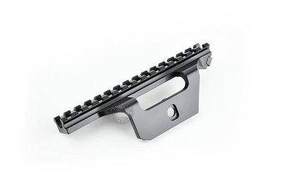 [01] M14 側邊 金屬鏡橋 ( 魚骨架狙擊鏡座鏡軌夾具鏡夾倍鏡狙擊鏡瞄準鏡內紅點紅外線紅雷射快瞄導軌
