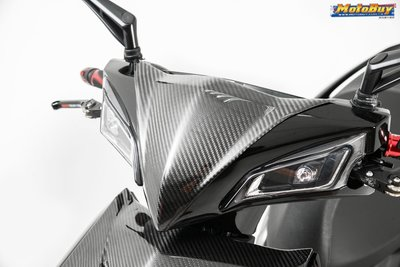 Hz二輪精品 RacingS 125 150 MOS 碳纖維 卡夢 小盾 Racing S 雷霆S 125 150 光陽