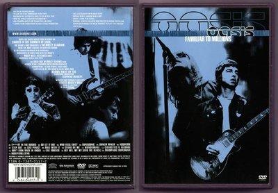 綠洲樂隊 Oasis Familiar To Millions 演唱會 (DVD)@XI31227