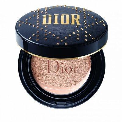 全新Dior迪奧 CD超完美持久氣墊粉餅15g 搖滾釘製版 「鉚釘版」有現貨 專櫃貨,中文標