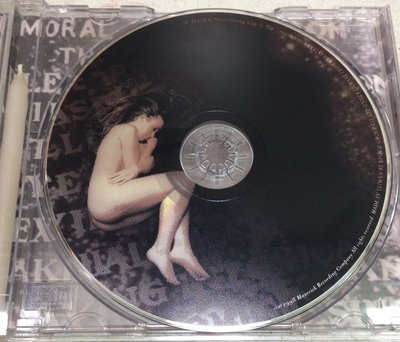 supposed former infatuation, 1998年原版CD, 已絕版